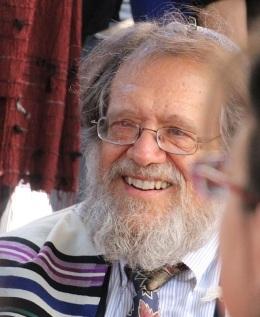 Rabbi Michael Lerner (Image: B Hartford J Strong @ Wikipedia)