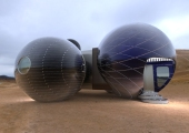 Chrystal Sphere House.263