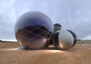 Chrystal Sphere House.272