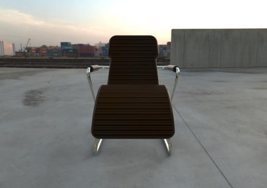 Butter Cream Chair.142