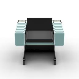 Bolero Square Chair.840