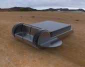 Astral (platform bed module).880