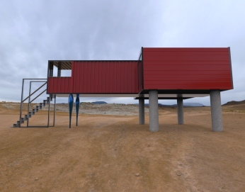 Highline House (container home).1046