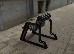 Here Chair (black, black, red).24
