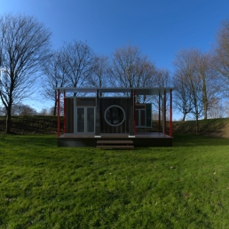 Simple Creations House 2 (container home).66