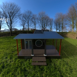 Simple Creations House 2 (container home).69