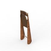 Fold Me Chair (folded).259