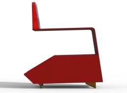 Mercury Chair.1462