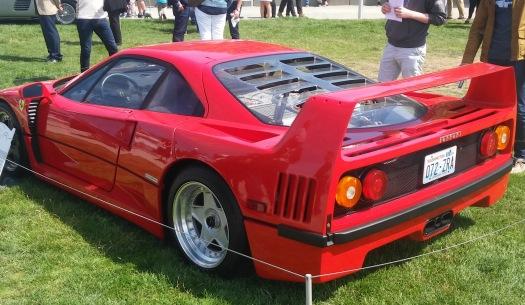 Ferrari F40 - 1991