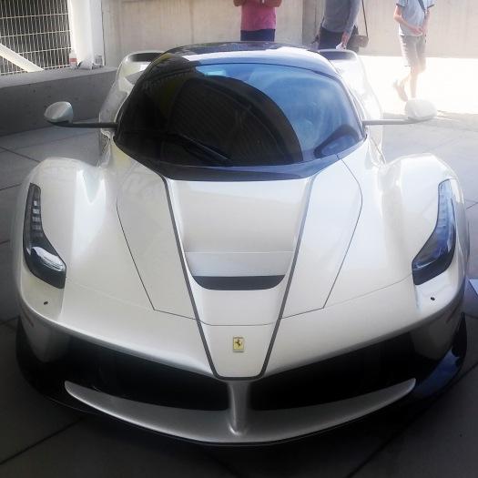 Ferrari LaFerrari Aperta- 2017