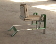 Supreme Support Chair.340
