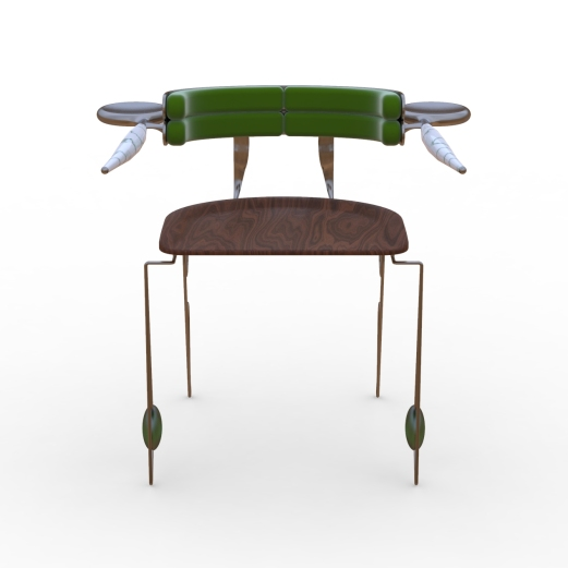 Inner LIfe - Outer World Chair.430